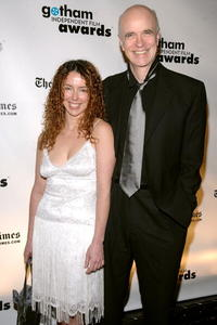 Tom Noonan and Guest at the 18th Annual Gotham Independent Film Awards.