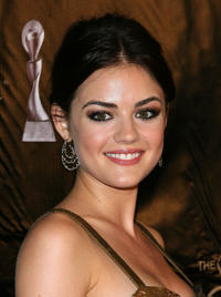 Lucy Kate Hale at the 36th Annual Gracie Awards Gala in California.