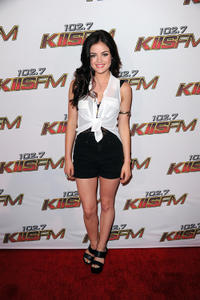 Lucy Kate Hale at the KIIS FM's 2011 Wango Tango Concert in California.