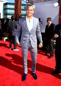 Jesse Williams at the 2010 ESPY Awards.