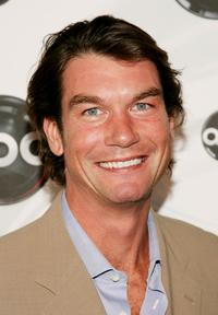 Jerry O'Connell at the ABC Upfront presentation.