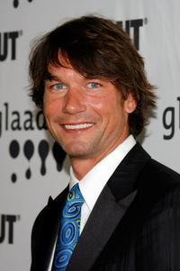 Jerry O'Connell at the 18th Annual GLAAD Media Awards.
