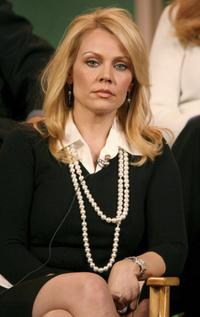 Gail O'Grady at the 2007 Winter Television Critics Association Press Tour.