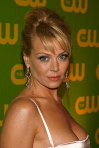 Gail O'Grady at the CW Launch Party.