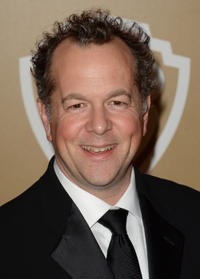 David Costabile at the after party of the 14th Annual Warner Bros and InStyle Golden Globe Awards in California.