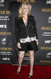 Tatum O'Neal at the Season Three New York Premiere of