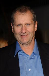 Ed O'Neill at the ABC All-Star party to celebrate the network's mid-season television shows.