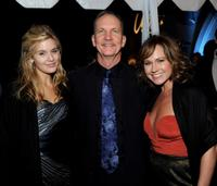 Maggie Grace, Michael O'Neill and Nikki Deloach at the opening night screening of