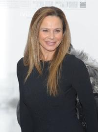 Lena Olin at the New York premiere of