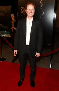 Christopher Carley at the world premiere of