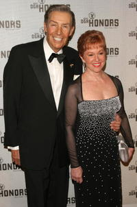 Jerry Orbach and his wife Elaine at the cocktail party for the 5th Annual Directors Guild of America Honors.