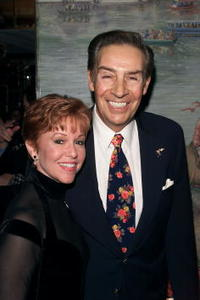 Jerry Orbach and his wife Elaine at the National Board of Review Awards.
