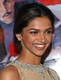 Deepika Padukone at the special screening of