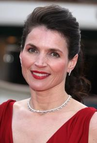 Julia Ormond at the 61st International Cannes Film Festival.