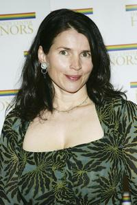 Julia Ormond at the 27th Annual Kennedy Center Honors.