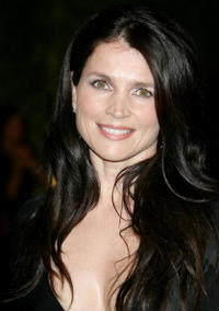 Julia Ormond at the 2007 Vanity Fair Oscar Party.