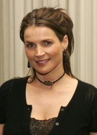 Julia Ormond at the United Nations Correspondents Dinner.