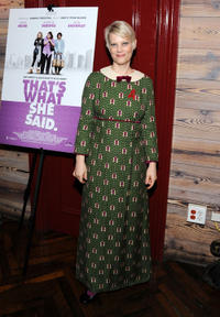 Kellie Overbey at the New York premiere of