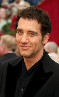 Clive Owen at the 79th Annual Academy Awards in Hollywood.