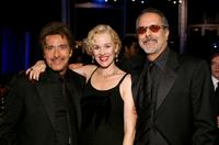 Al Pacino, Penelope Ann Miller and Jon Avnet at the 35th afi Life Achievement Award, tribute to Al Pacino.