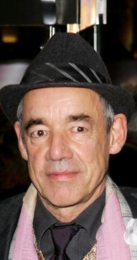 Roger Lloyd Pack at the world premiere of