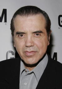 Chazz Palminteri at the 6th Annual Gotham Magazine Gala.