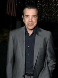 Chazz Palminteri at the special screening of