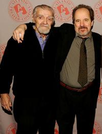 Jack Wallace and John Pankow at the after party of the opening of