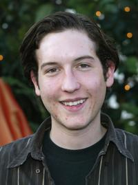 Chris Marquette at the opening night of