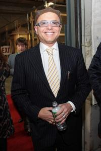 Joe Pantoliano at the 17th Annual Gotham Awards cocktail reception.