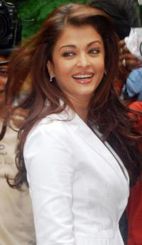 Aishwarya Rai Bachchan at the launch of Beautiful Beginnings - free training in beauty services for underprivileged girls.