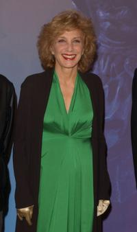 Marisa Paredes at the 17th Goya Awards Nomination Gala.