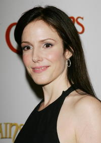 Mary-Louise Parker at the opening night of