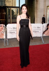 Mary-Louise Parker at The Metropolitan Opera's Opening Night at Lincoln Center in N.Y.