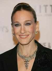 Sarah Jessica Parker at the launch of her new clothing line