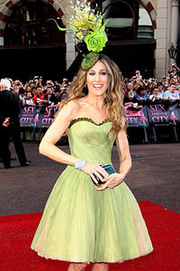 Sarah Jessica Parker at the London
