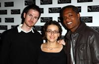 Ryan Fleck, Anna Boden and Algenis Perez Soto at the International premiere of