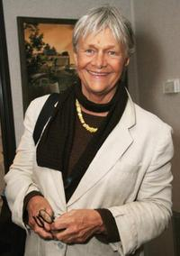 Estelle Parsons at the creative coalition VIP