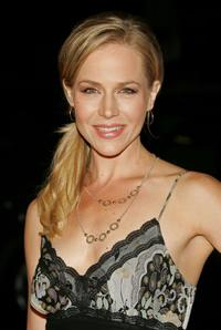 Julie Benz at the Hollywood premiere of