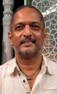 Nana Patekar at the rehearsal for the Gujarati play