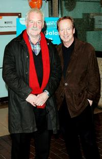 Bernard Hill and Bill Paterson at the opening gala of the London Children's Film Festival.