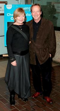 Bill Paterson and Guest at the opening gala of the London Children's Film Festival.
