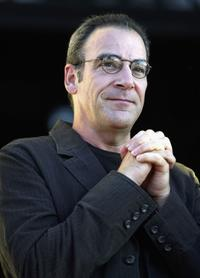 Mandy Patinkin at the Showtime TCA (Television Critics Association) Press Tour.
