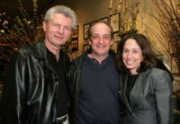 Meyer Gottlieb, David Paymer and Producer Jody Savin at the screening of