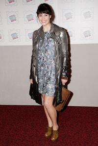 Gemma Arterton at the Television and Radio Industries Club (TRIC) Awards.