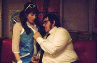 Gemma Arterton and Nick Frost in