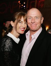 Amanda Pays and Corbin Bersen at the annual Daytime Emmy nominee party.