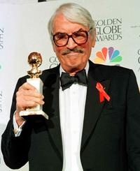 Gregory Peck at the 56th Annual Golden Globe Awards.