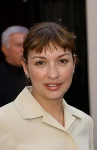Elizabeth Pena at the 2nd Annual Crowning Achievement Awards.