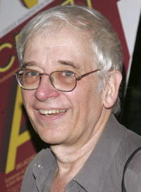 Austin Pendleton at the after party for The Public Theater premiere of